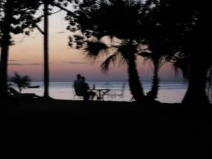 Overlooking Lake Malawi